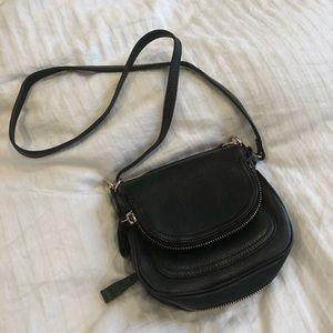 LF double zipper purse
